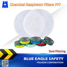 Blue Eagle Safety PF7 chemical respirator mask pre filter for NP307 and NP308
