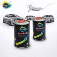 hot best sell silver paint for toyota
