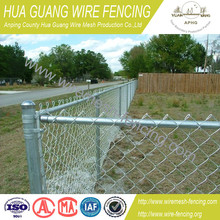 cheap chain link fence panels sale (22 years export experience)