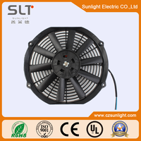 12 inch 300mm dc solar cooling axial fan