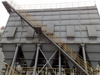 coal plant explosion-proof pulse jet bag dust collector/bag filter