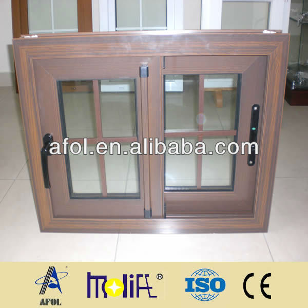 zhejiang afol factory price of aluminum new window grill