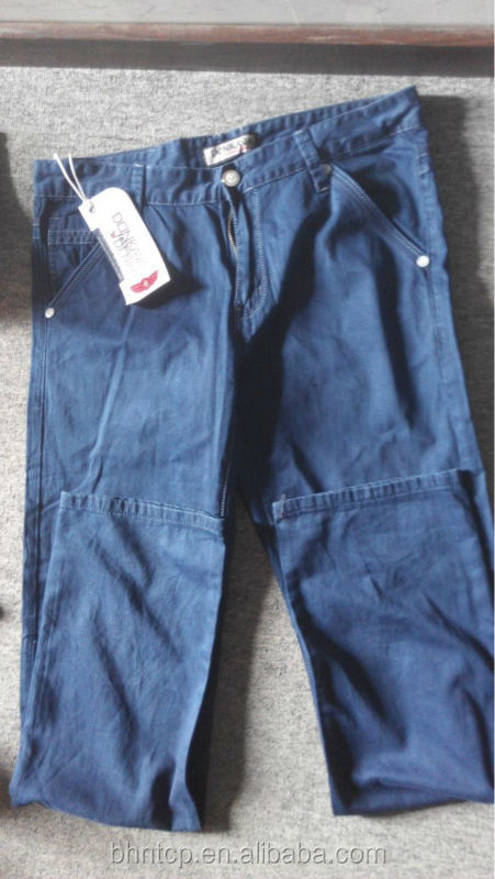 BHNJ820 Wholesale used jeans Apparel Clothes Mens and Womens Cheap used Jeans stock available for sale sale used clothes