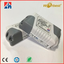 6W 9w 10w 12w 18w 20w dc input 200-240Vconstant current cct dimmable led driver 200mA 26V