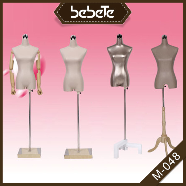 Eco-friendly adjustable female tailors mannequin