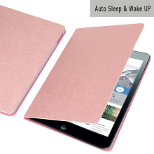 Classic Design PU Leather Smart Cover for iPad Air