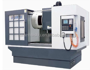 XK715 high quality low price cnc milling machine 5-axis with CE from Taian Haishu