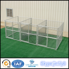 welded wire mesh panel and metal frame material the dog kennel with roof