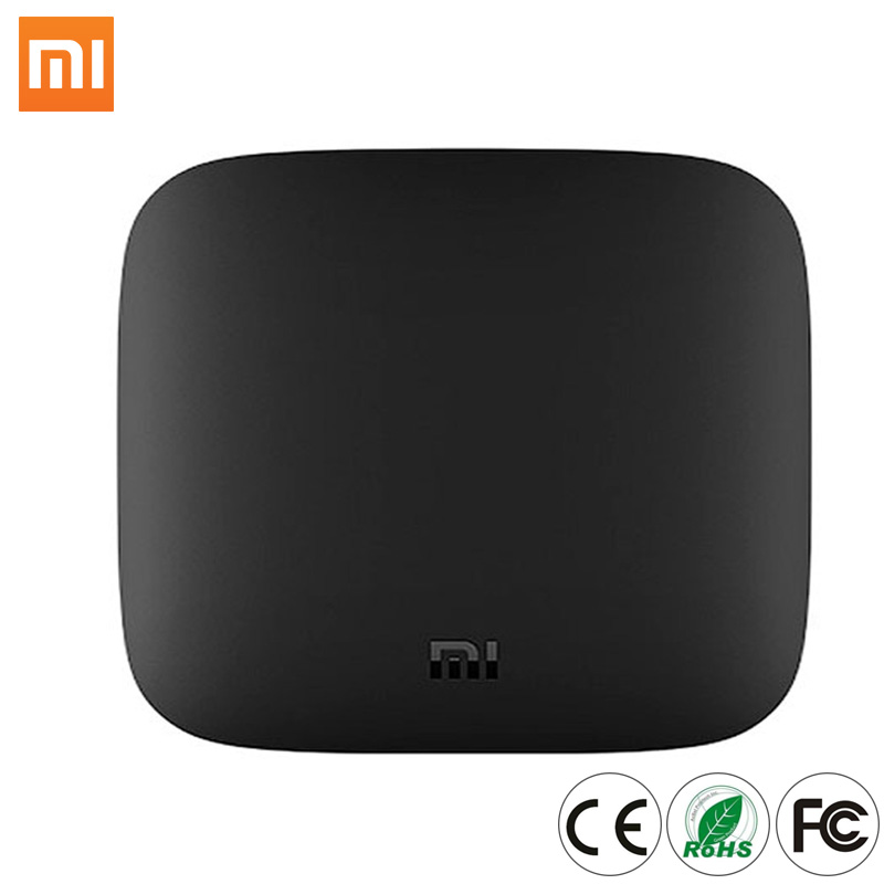 Mi TV Box 3 Smart 4K WiFi Bluetooth tv box 8GB H.265 Set-top Sling Android 6.0 Youtube Netflix 4K DTS Adroid smart tv box 3
