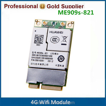 High Speed ME909s-821 Mini PCIe LTE Cat4 Module