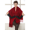 Italian Style Cashmere Woven Scarf,Pashmina Scarf For Women