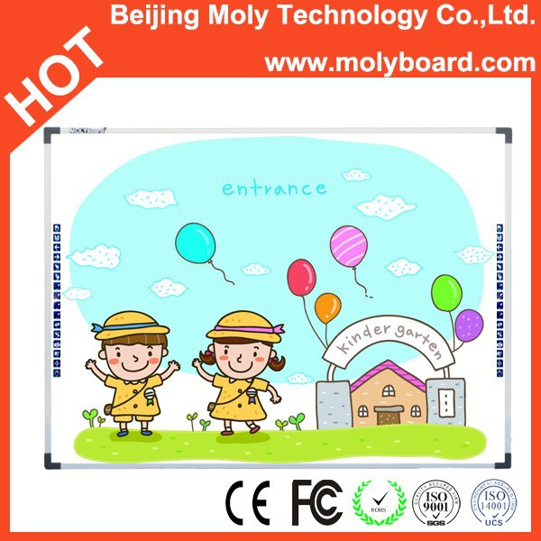 MOLYBoard touch screen LED LCD tv