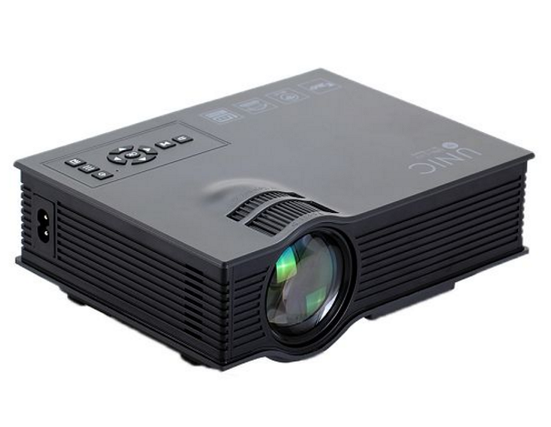 UC40 portable mini projector infocus cheap mini projector for sale with 1080p