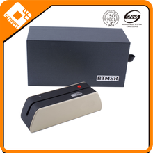 MSR X6 bluetooth magnetic stripe card reader and writer