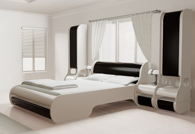 New Design Bed Modern Bedroom Set Buy New Modern Design