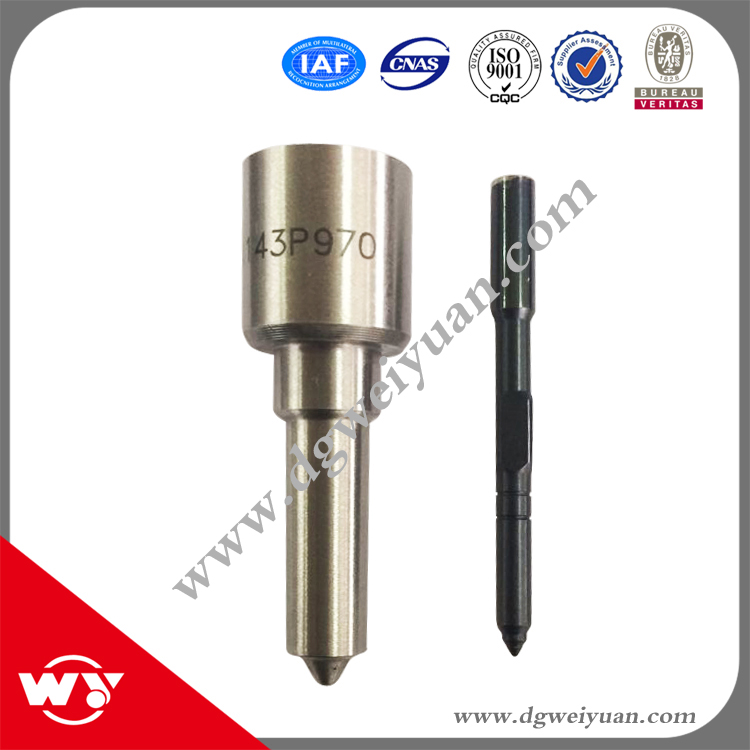 Hot sale DSLA 140P 862++ Common rail nozzle for injector 0445110021/146 suit for Renault S.A.