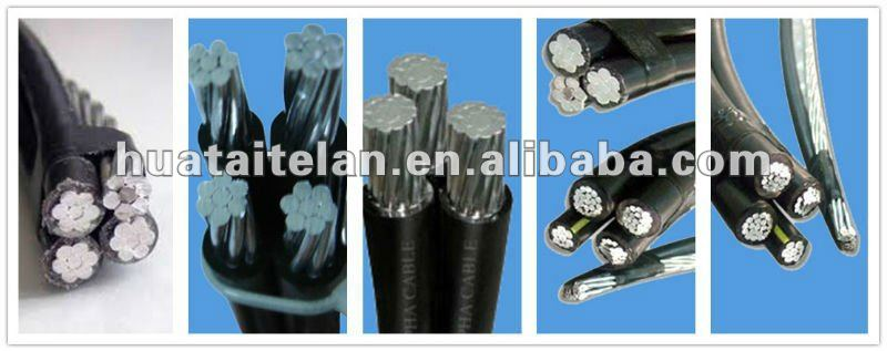 ABC LOW VOLTAGE ALUMINUM CONDUCTOR POWER CABLE