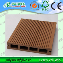 Water-proof Superior Park & Garden WPC Decking from qingdao
