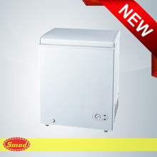 Foam top cover chest freezer