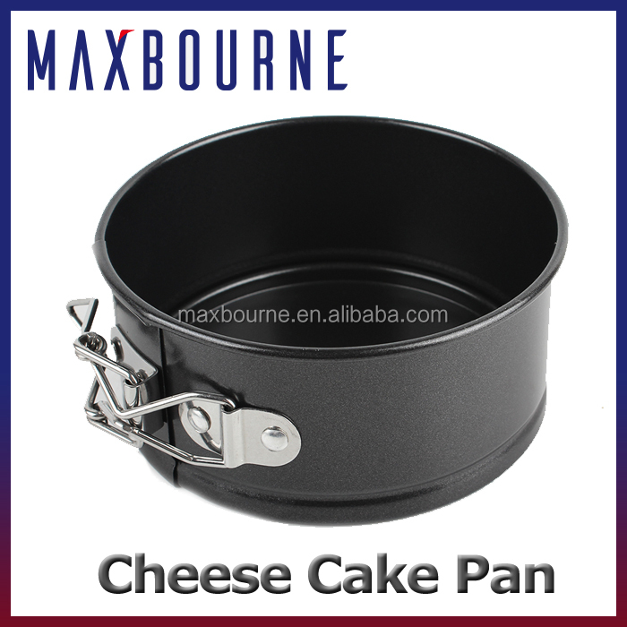 High Carbon Steel non stick cake pan cheese cake pan
