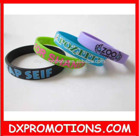 bulk cheap silicone wristbands
