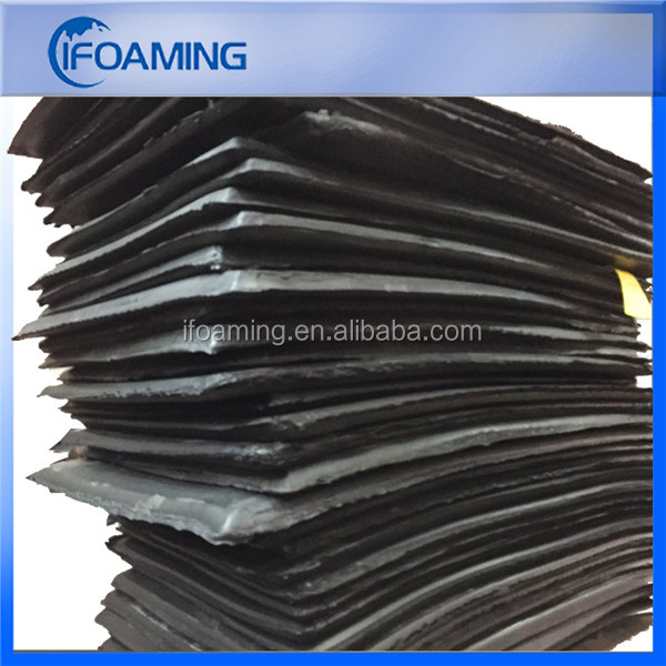 High Density 40 Shore Black Non Toxic 6mm EVA Foam Sheet