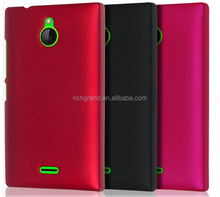 Anti-Fingerprint Durable Protective Hard Plastic Cover case for NOKIA X2
