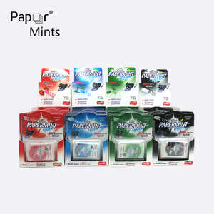 12 hour fresh breath paper mint JSL024