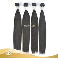 Hot Beauty Hair Silky Straight 7A Hair Extention 100% Guaranteed Peruvian hair