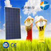 280w poly solar panel/panel solar for solar system, mobile and home electricity