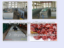 vegetables and fruit drying equipment