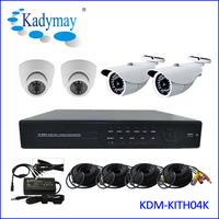 Best offer!!! Full HD Hot New Sell!!! 4ch HD 800tvl CCTV Camera Dvr Security System kits, Act Now!!!