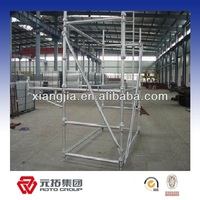galvanzied Cuplock British standard scaffolding system for sale scaffold materials