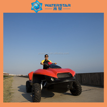 Crossing river car floating water atv amphibious vehicles for sale