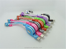wholesale 4 in 1 universal multifunction smart phone factory price multi usb cable