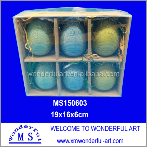 colorful ceramic easter eggs wholesale
