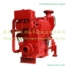K19-M600 Best Marine In Line 6 Cylinder Diesel Engine For Sale With Ce