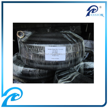 EPDM Material High Temperature Resistant Rubber Air / Hot Water Hoses Assembly