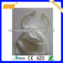 jewelry drawstring pouch(NV-D0345)