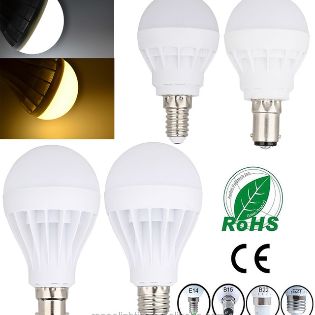 Led Bulb 7W 9W E12 E14 B22 E26 E27 20W 15W Globe Bulb Lamp 3W 6W Cheap Led Bulb