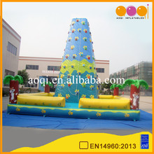 Wrecking ball inflatable climbing sports indoor children fitness equipment