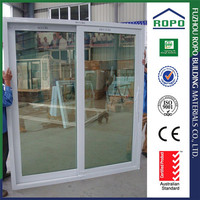 Competitive price China Alibaba best quality pvc glass door