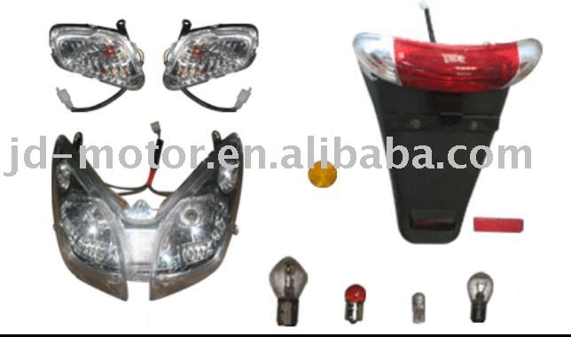scooter mirror GY6 50-125cc