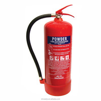 abc dry chemical powder 9kg fire fighting equipments fire extinguisher