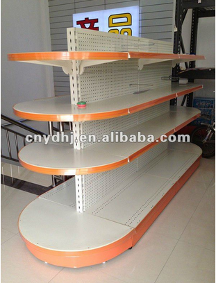 Half Round Head Shelf/rack From Suzhou Yuanda Commercial Equipment Co.,Ltd