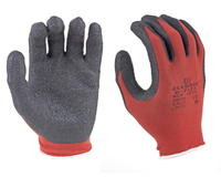 Idasafety G-Flex Red Devil Latex Gloves