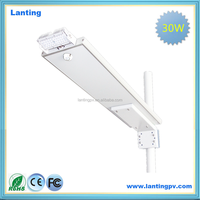 New products on china market solar powered emergency light