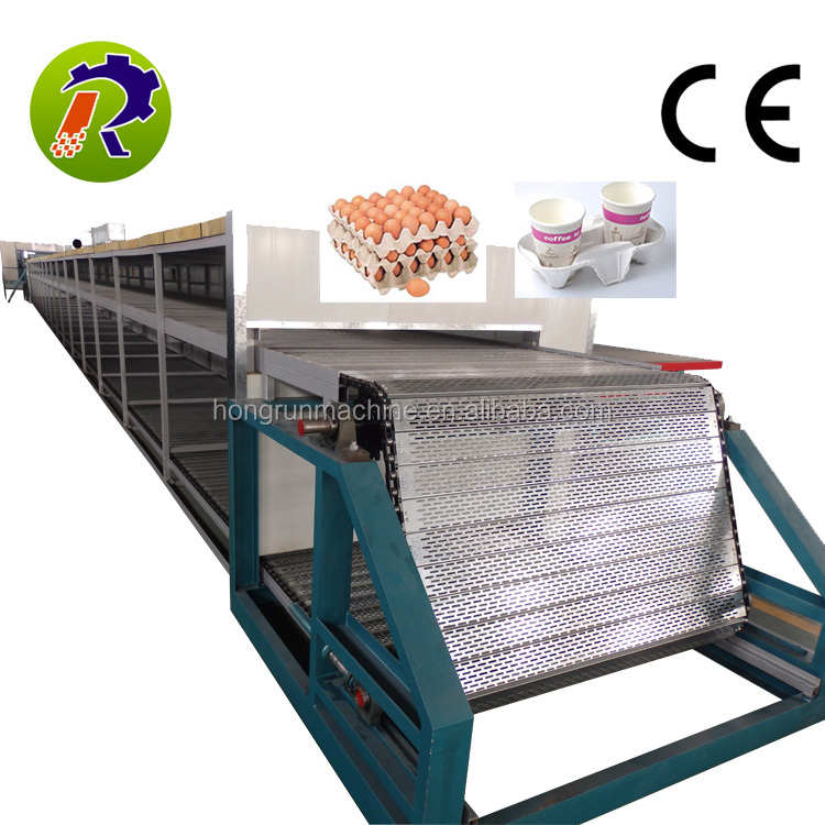 Popular and automatic drm egg tray machine