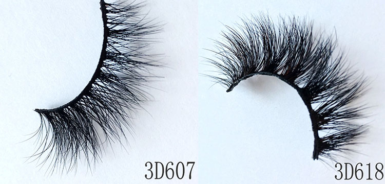 0.15mm D Curl 8-15mm Mix Flat Eyelash Extension Light Lashes Individual Eyelashes Black Mink