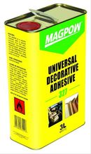 Upholstery Man-Made Artificial Stone Sbs Spray Contact Adhesive
